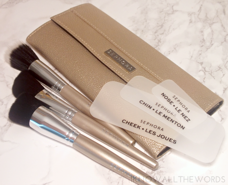 sephora collection flatter yourself contouring brush set (2)
