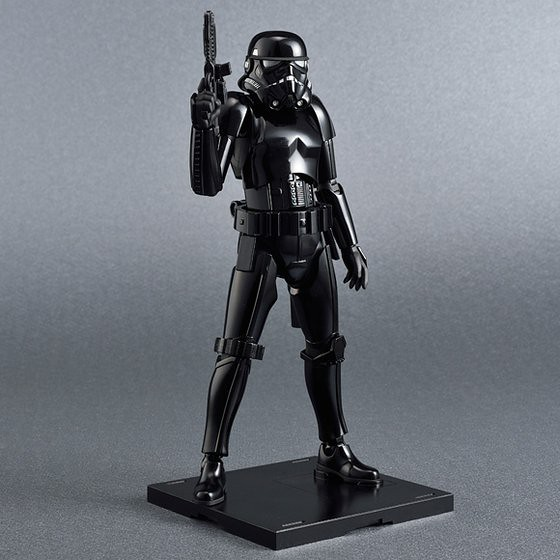 《星際大戰》組裝模型系列 –1/12比例 闇影暴風兵 SHADOW STORMTROOPER