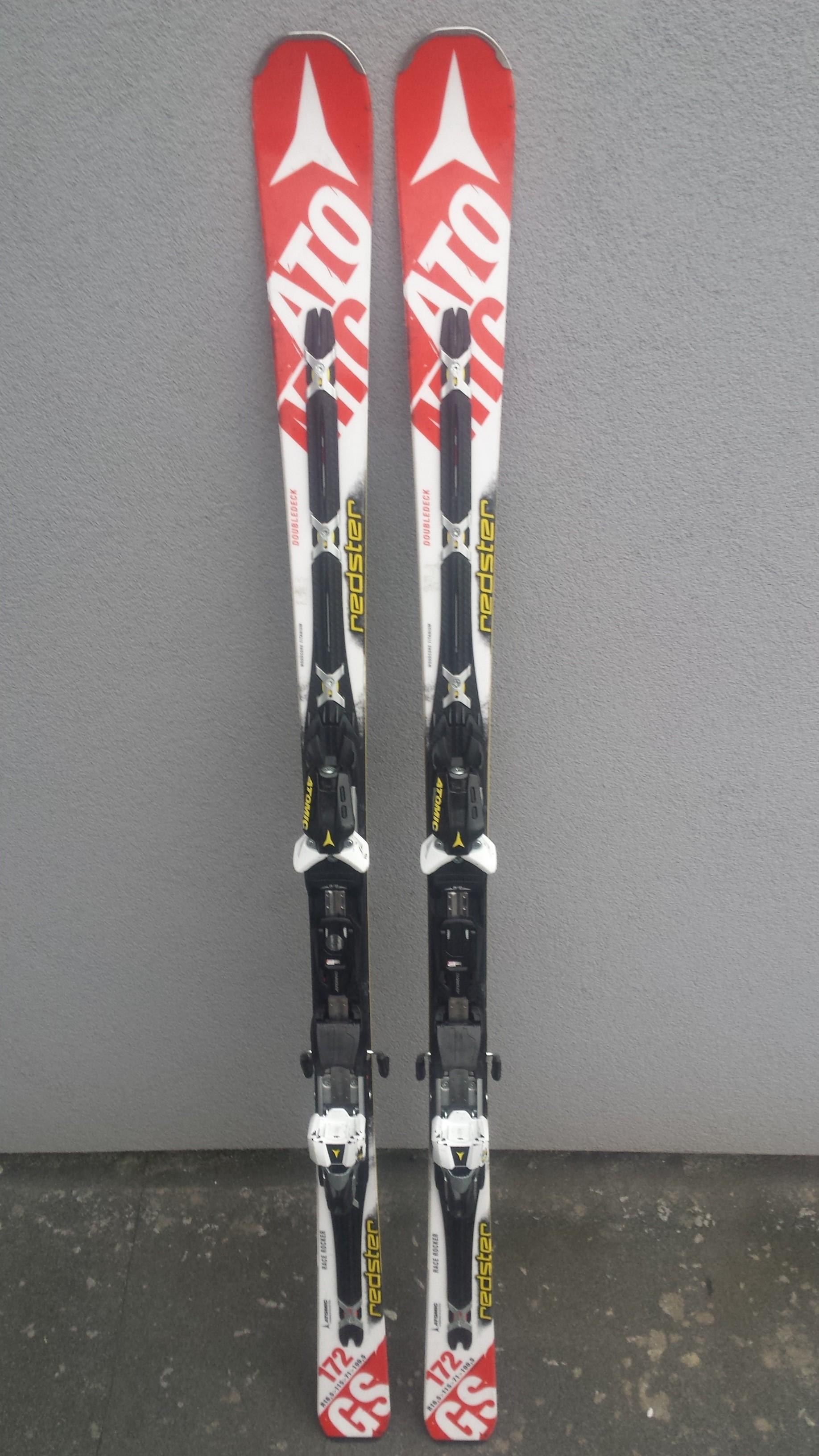 Prodám sjezdové lyže Atomic Redster Doubledeck 3.0 - Bazar - SNOW.CZ bc63f38d86a