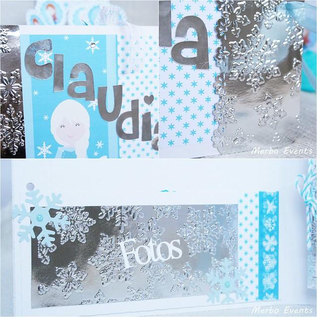 libro de firmas frozen