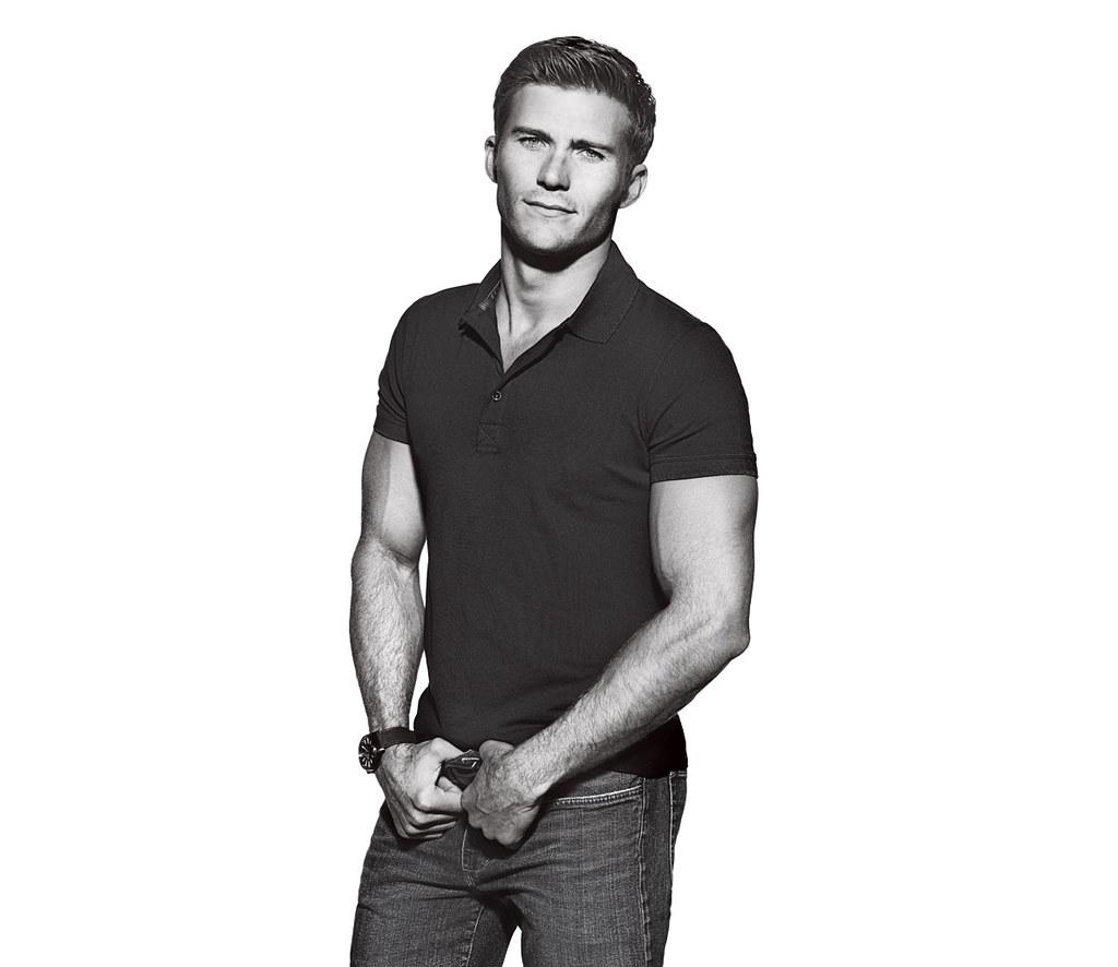 Скотт Иствуд — Фотосессия для «Men's Fitness» 2015 – 5