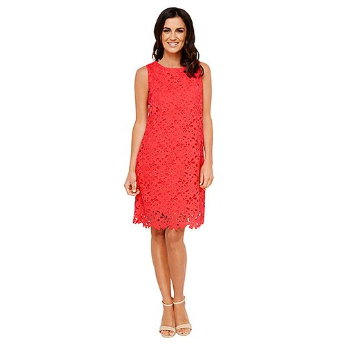 daytime summer glamour - lace dress Target $59