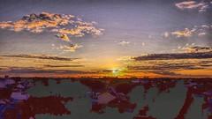 #Atardecer en #Olivos 27-11-2015 #sunset #landscape #horizon #clouds #instasunset #instasky #sky #sun #buenosaires #igersbsas #igers #galaxys5 #instagramhub #instadaily