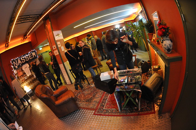 Microphone Recordings Party by Pirlouiiiit 05122015