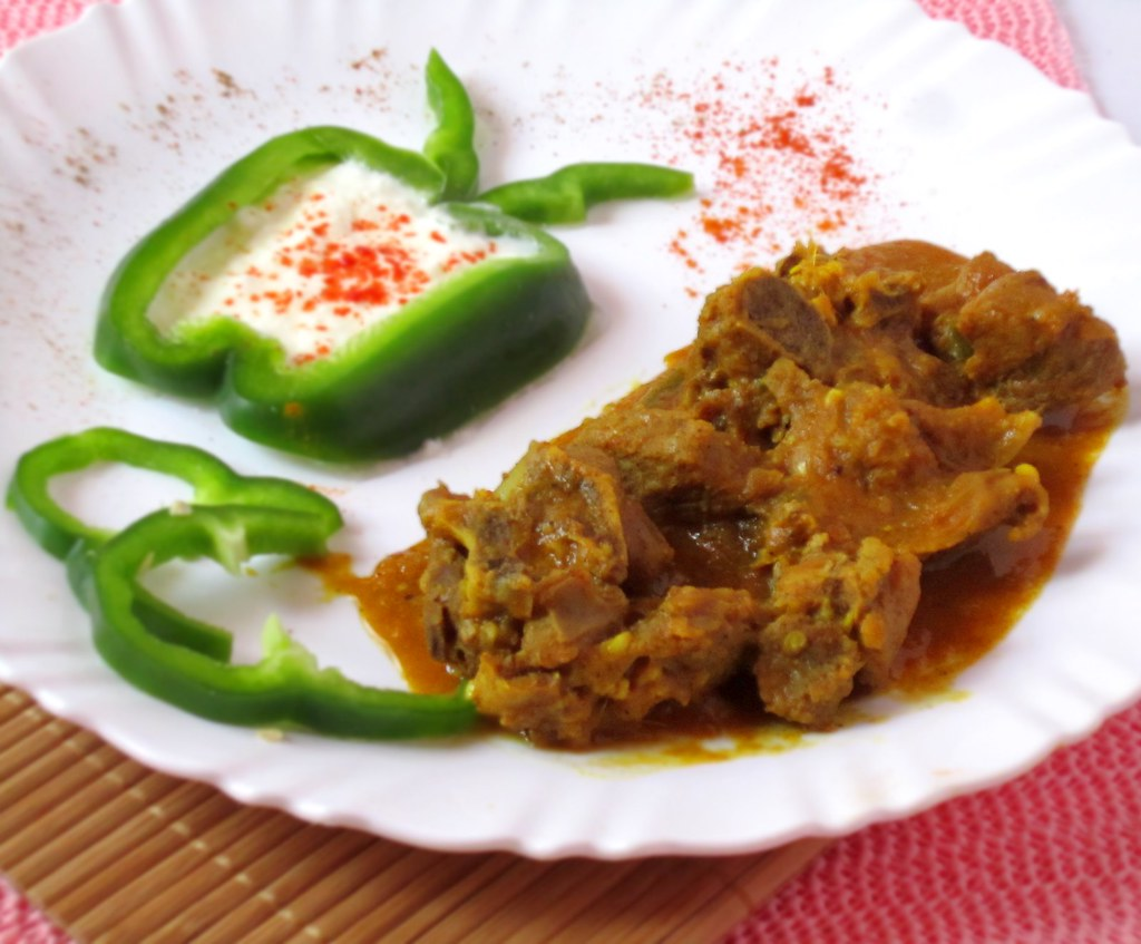 creamy mutton curry