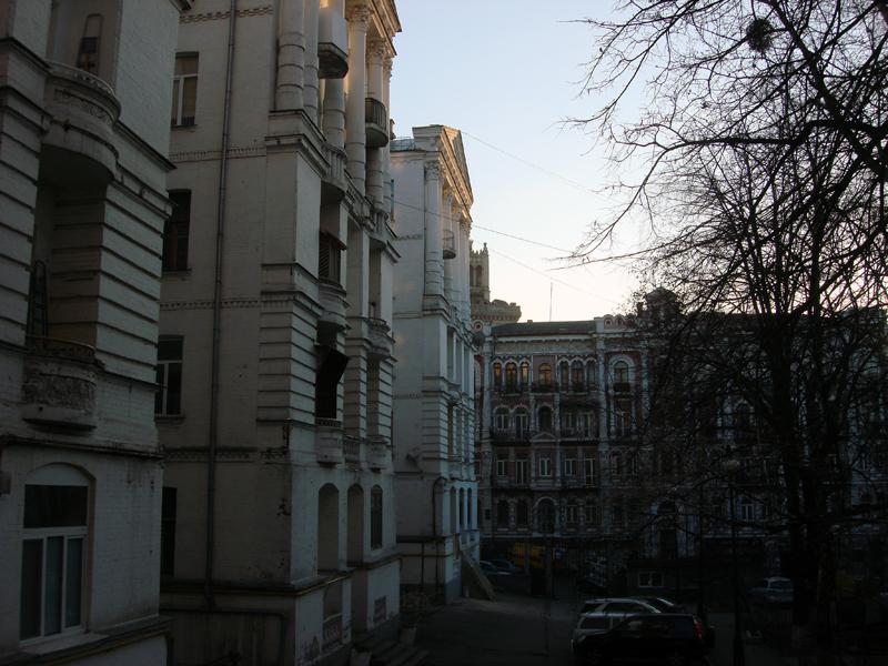 luteranska street kiev