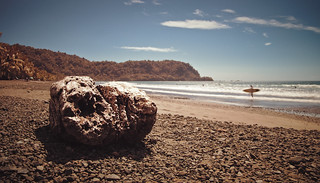 Image of Playa Jacó near Jacó. beach costarica surfer driftwood pacificocean jaco playajaco jacó playajacó