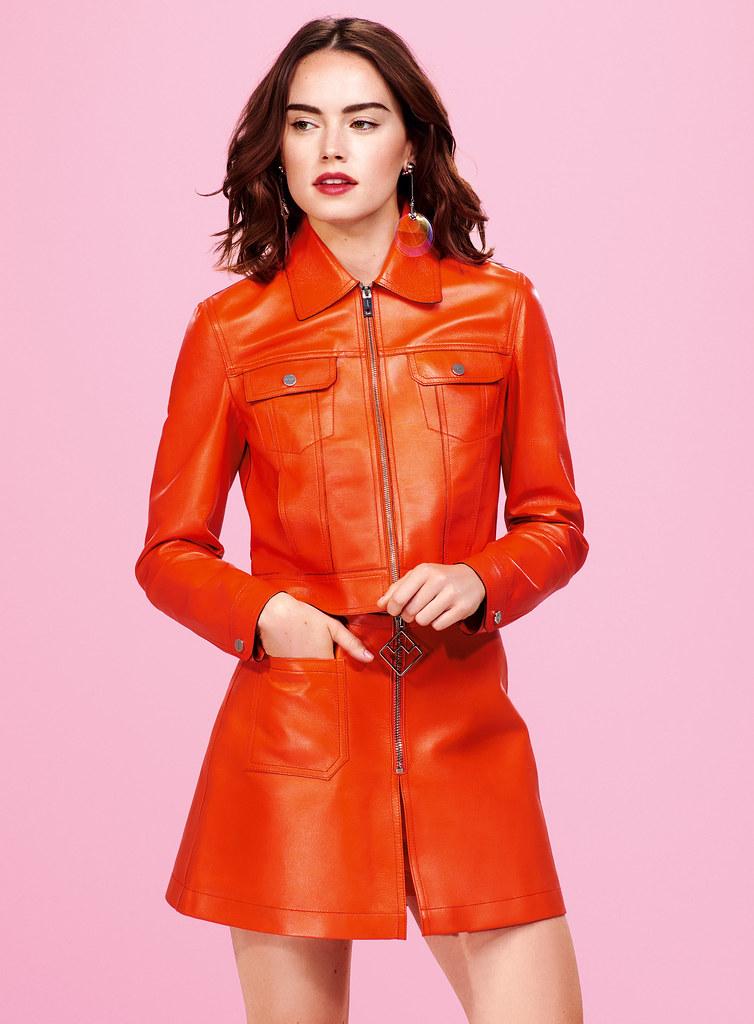 Дэйзи Ридли — Фотосессия для «Glamour» UK 2015 – 5