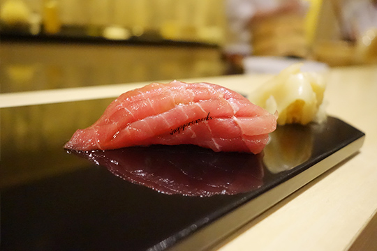 Yuzu 14 Chu Toro Sushi