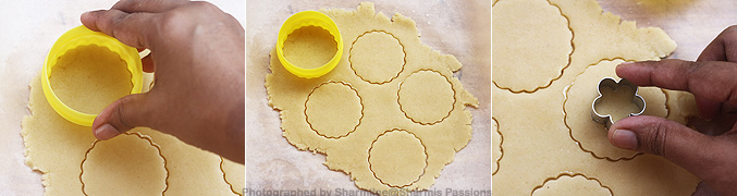 eggless linzer cookies recipe9