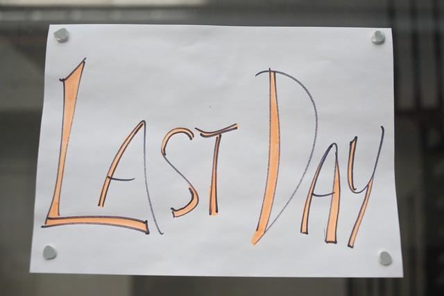 LDP 2015.12.31 - Last Day
