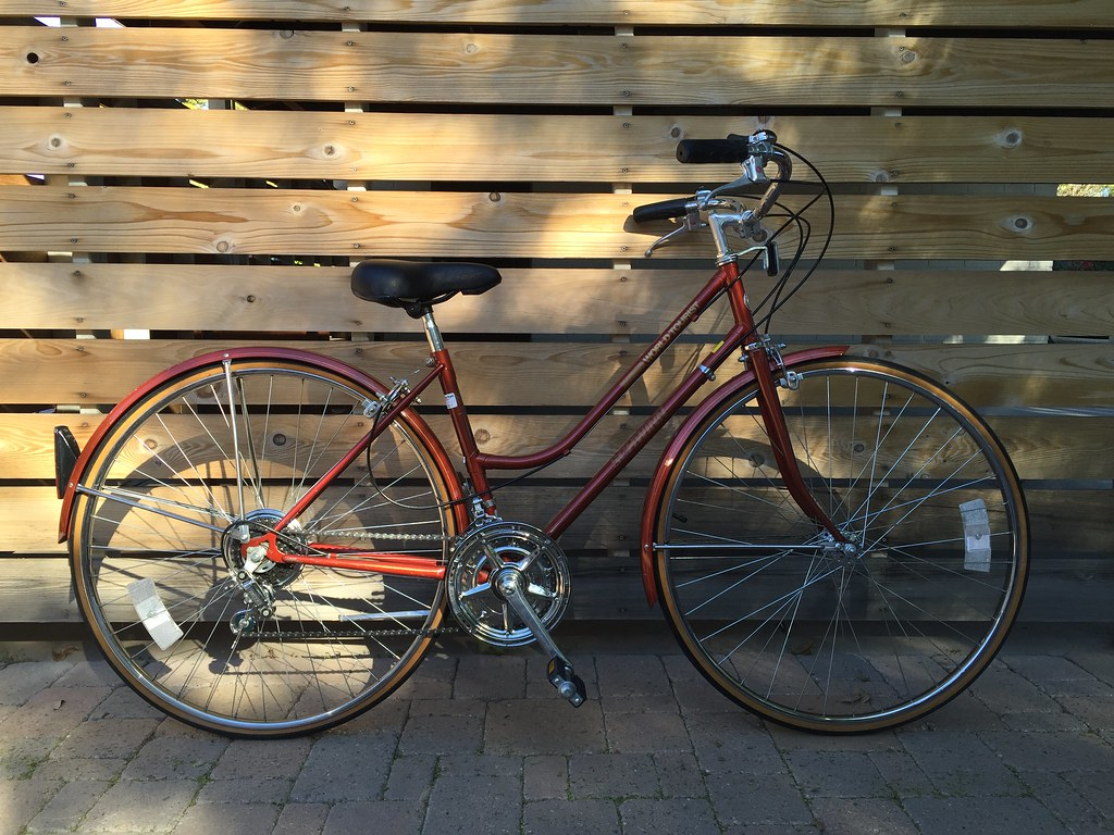 Schwinn World Tourist Bike Forums
