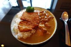Katsu Curry @ Go High Rive Gauche @ Paris