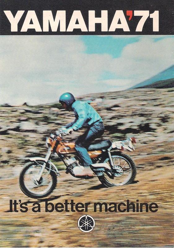 1971 Yamaha 1