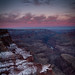 Grand Canyon sunset by Ron W. Craig