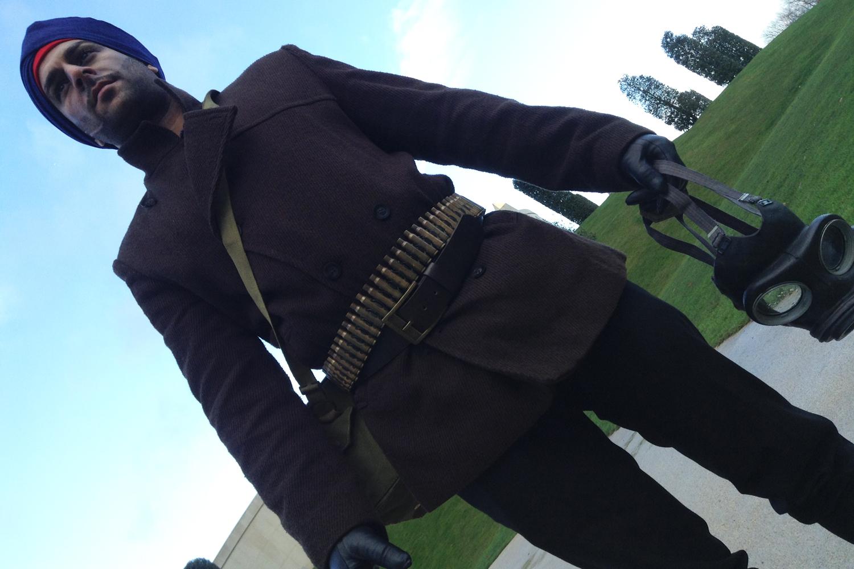 WW2 Sikh Soldier - 7