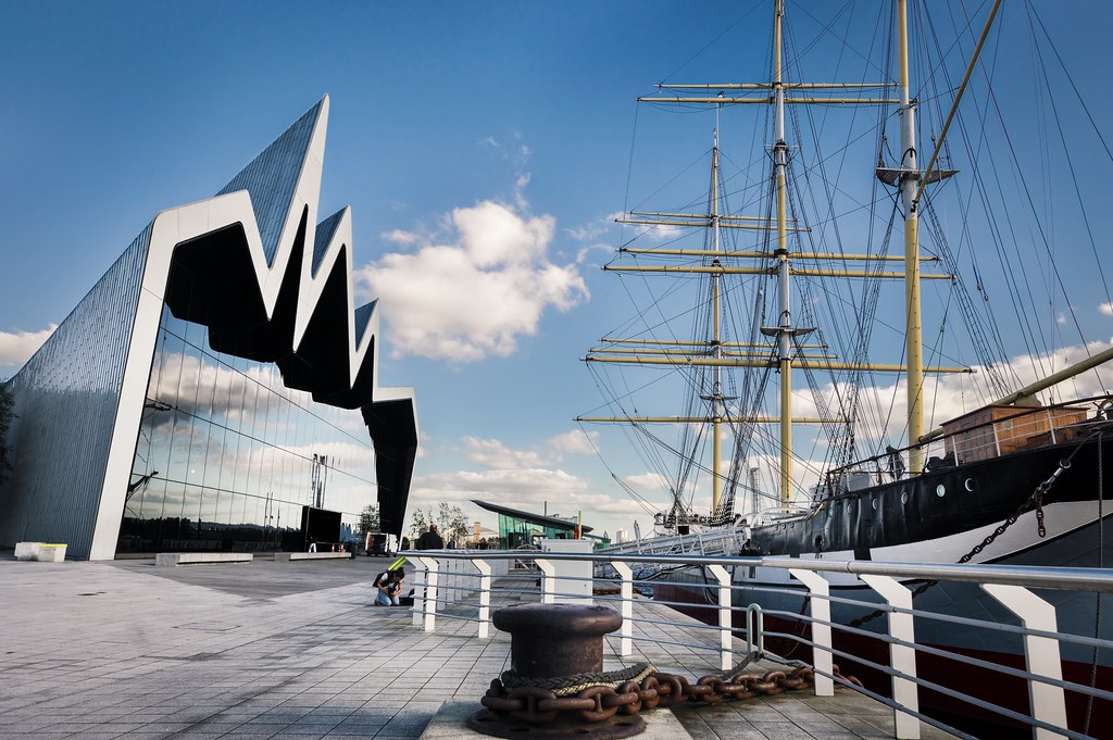 Riverside museum : Un peu plus qu'un musée des transports de Glasgow - Photo de Neil Williamson