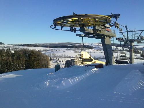 Lyžujte s 30 % slevou ve Ski areálu BRANNÁ do konce zimní sezóny 2016/17
