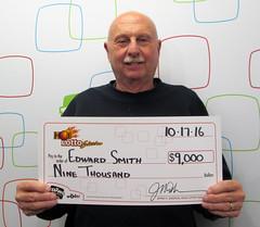 Edward Smith - $9,000 Hot Lot Sizzler