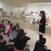 Την Τρίτη, 18 Οκτωβρίου 2016, στο πλαίσιο του μαθήματος των Αρχαίων Ελληνικών οι μαθητές του Α1 Γυμνασίου παρακολούθησαν εκπαιδευτικό πρόγραμμα του Αρχαιολογικού Μουσείου Πειραιά «Πρόσκληση σε συμπόσιο – διατροφικές συνήθειες των Αρχαίων Ελλήνων».