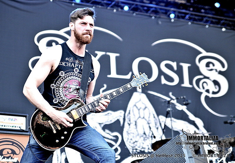 SYLOSIS @ HELLFEST OPEN AIR 19 juin 2015 CLISSON FRANCE 19944487254_2e0832b532_c