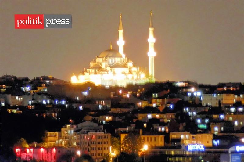 Estambul Turquia Ciudades Politikpress