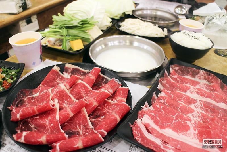 【新北市餐廳。三重火鍋店】尚井日式涮涮鍋,換湯底不用錢,自助吧吃到飽