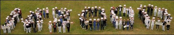 「為162,000位護理人員號召162,000位護理人員站出來」的行動。