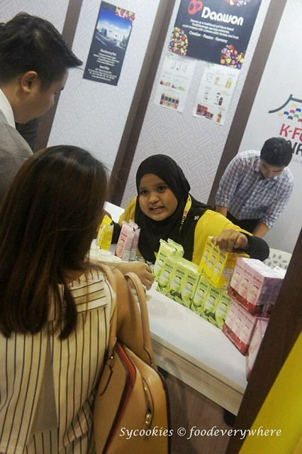 8.K-Food Fair 2015 Malaysia @ Mid Valley Exhibition Hall