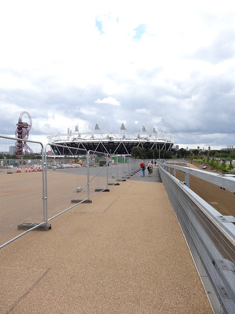 Walk 22 - Former Olympic Stadium - Central Line walk 3