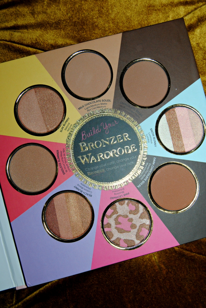 Too Faced The Black Book of Bronzers (5)