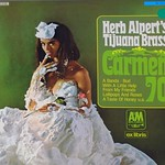 "HERB ALPERT & THE TJUANA BRASS CARMEN 70 WHIPPED CREAM EX-LIBRIS AUSTRIA 12"" LP VINYL"