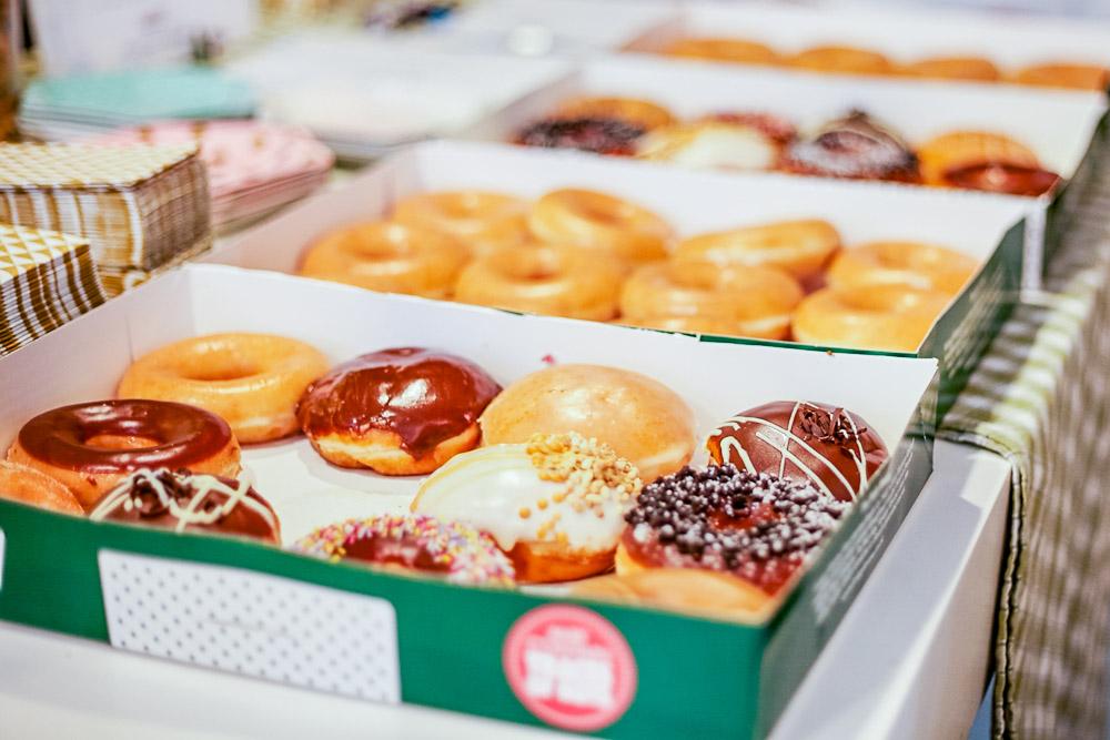 the bloggers market 2015 krispy kreme doughnuts
