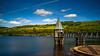 Pontsticill Reservoir on Taf Fechan, Wales