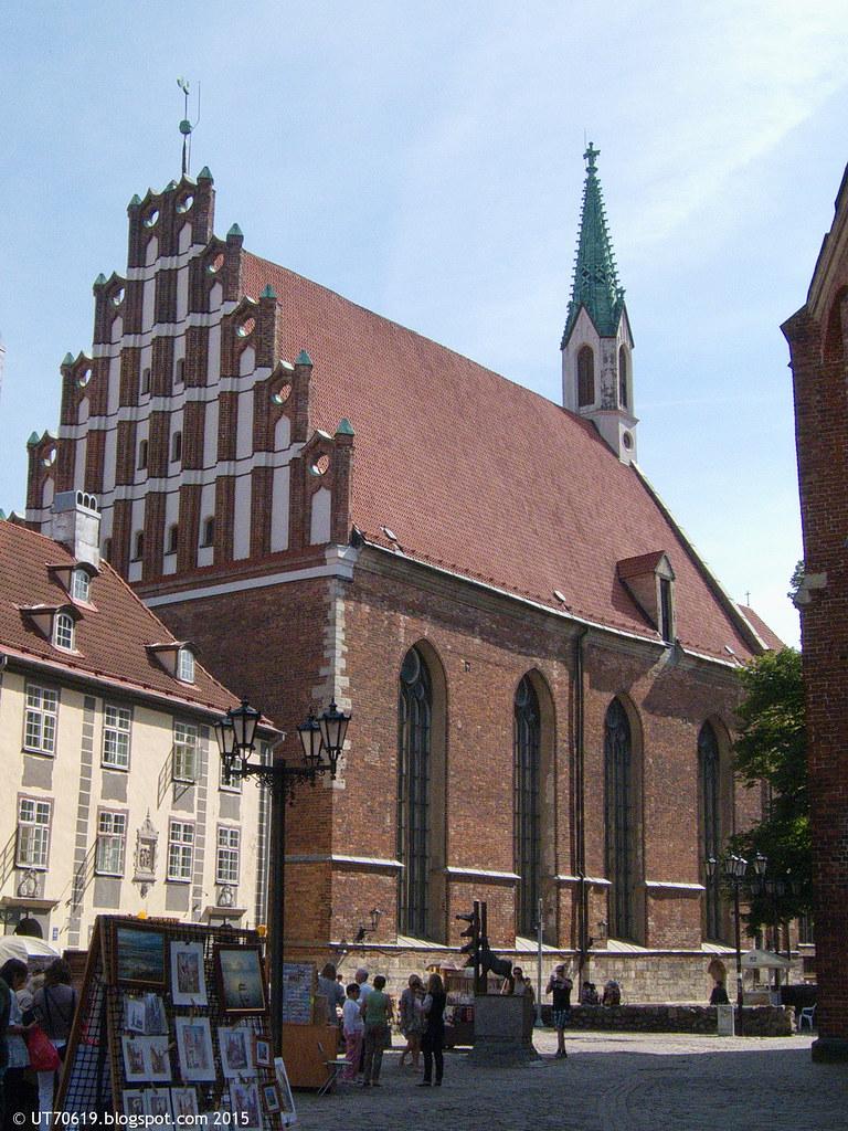 St. Johannis (am Ort der ersten Burg)