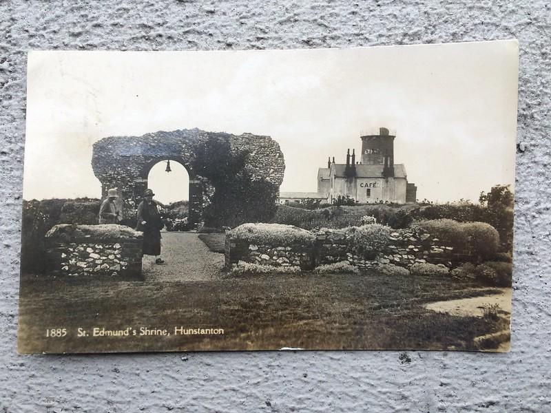 St Edmund's Stone, Hunstanton
