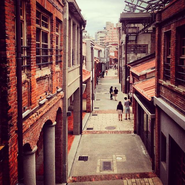 台北 / Taipei - 艋舺剝皮寮老街