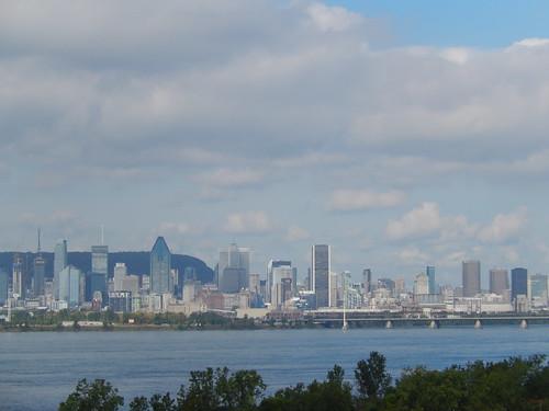 Montreal - skyline