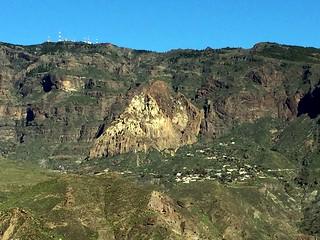 Gran Canaria - Risco Blanco in the Winter