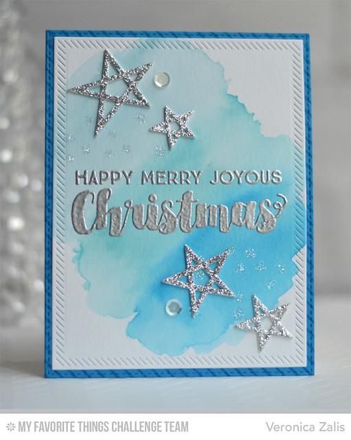 MFT Joyous Christmas Sentiments