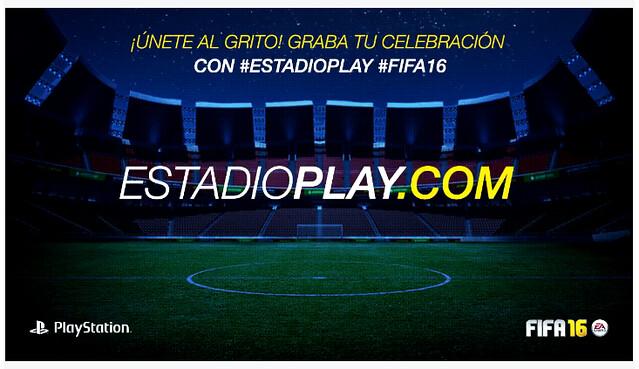 EstadioPlay FIFA 16