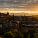 Edinburgh Sunburst by JB_1984