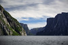 Western Brook Pond by Andrew G Robertson