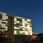 Sunlit Media Building