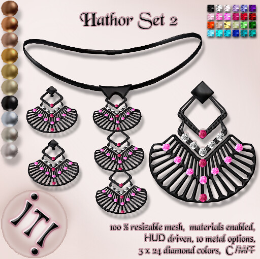 !IT! - Hathor Set 2 Image