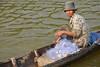 Khmer Fisherman