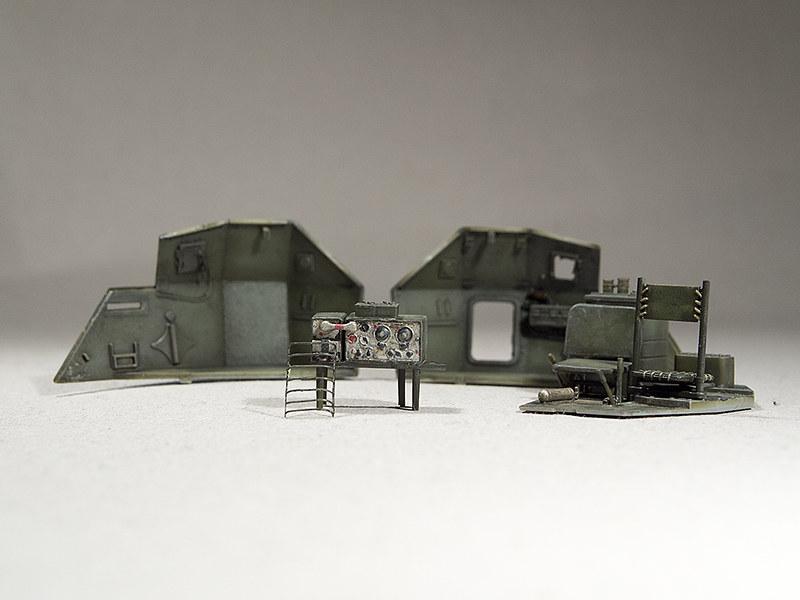 Projet Normandy : Dingo MK.III // Miniart // 1/35 21977763485_4e269e279d_c