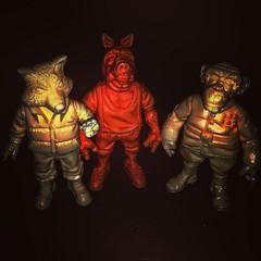 Anthro Mammalian #resin #customtoys #toyart #arttoys #omfg #alumni #RagingNerdgasm #TomKhayos #ToyGameScroogeMcDuck #toyfinds #toyhustle #ToyGameJohnRockefeller #toyhorder #toysagram #ToysAreMyDrug #customtoys