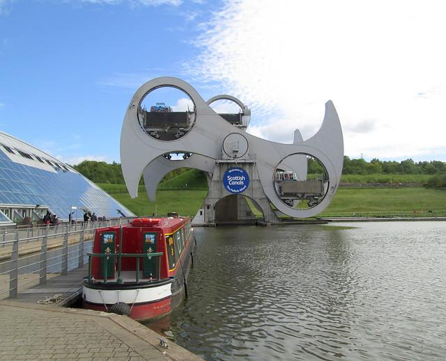 Falkirk Wheel  2