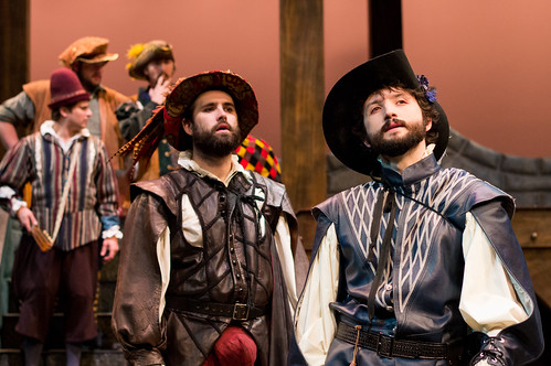 'Rosencrantz and Guildenstern are Dead' takes audience behind iconic Shakespeare scenes